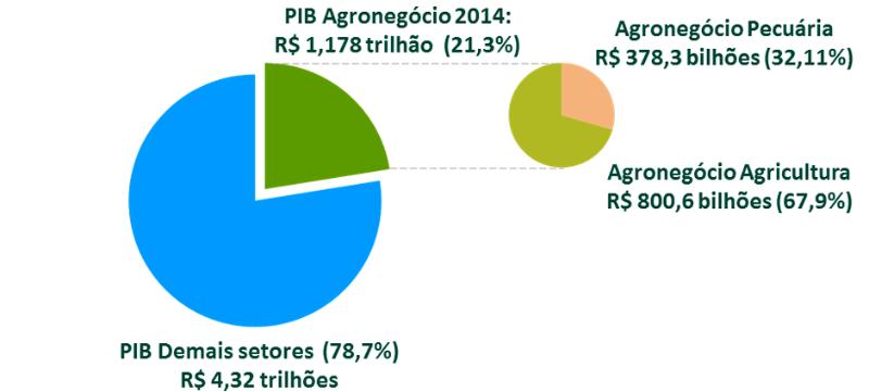 PIB do agronegócio