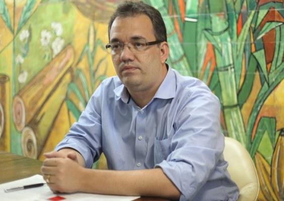 Octaciano Neto, Secretário da Agricultura, Abastecimento, Aquicultura e Pesca do ES