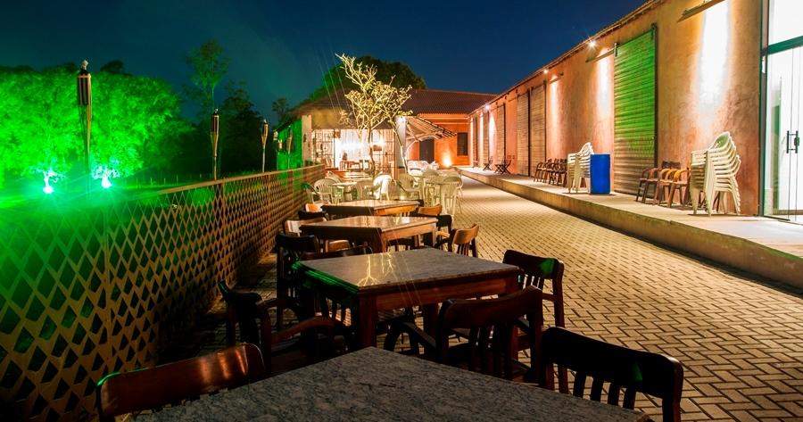 Usina de Inovação Monte Alegre tem espaço para eventos de diversos tipos