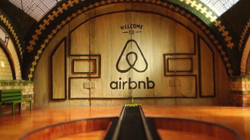 Airbnb é uma startup unicórnio