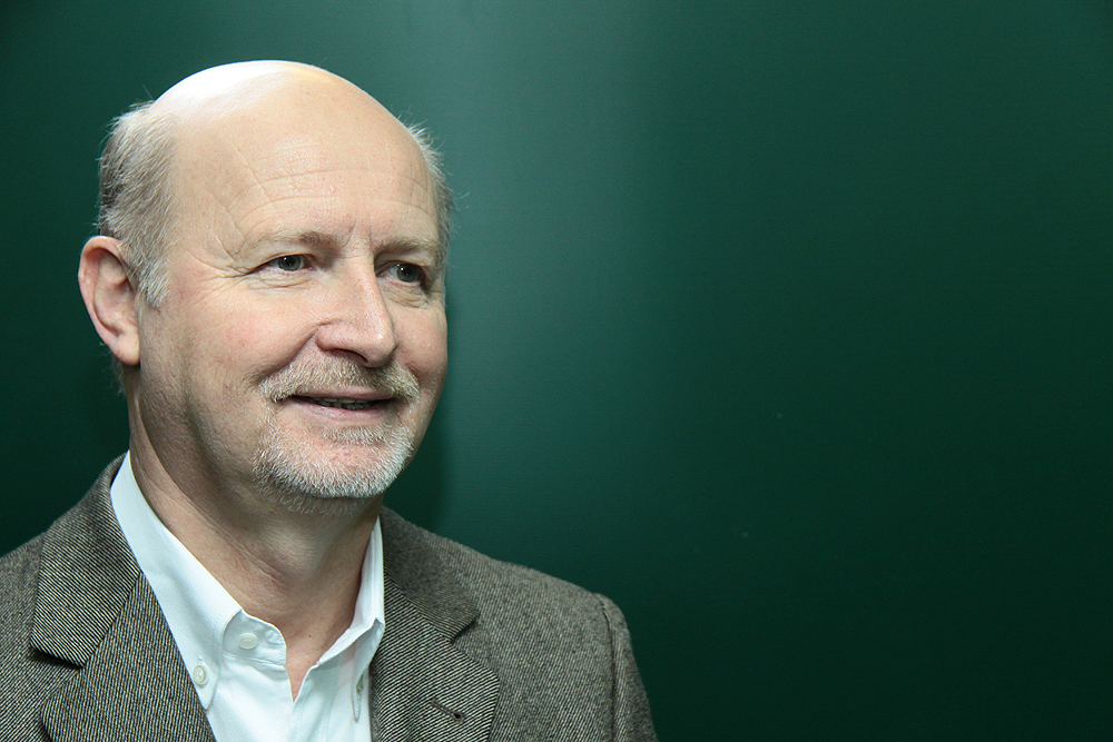 Paulo Herrmann, presidente da John Deere