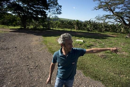 ITIRAPINA, SP 01.06.2017 - Fazenda da Toca - TOP FARMERS - Pedro Paulo Diniz, Fazenda produtora de ôrganicos no interior de S. Paulo. foto: Emiliano Capozoli